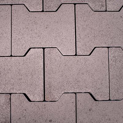 Тротуарна плитка Подвійна Т